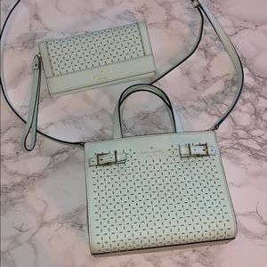 Mint Milton Lane Kate Spade set